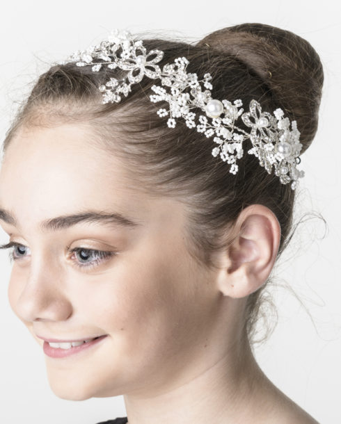 Winter Sparkle Hairpiece