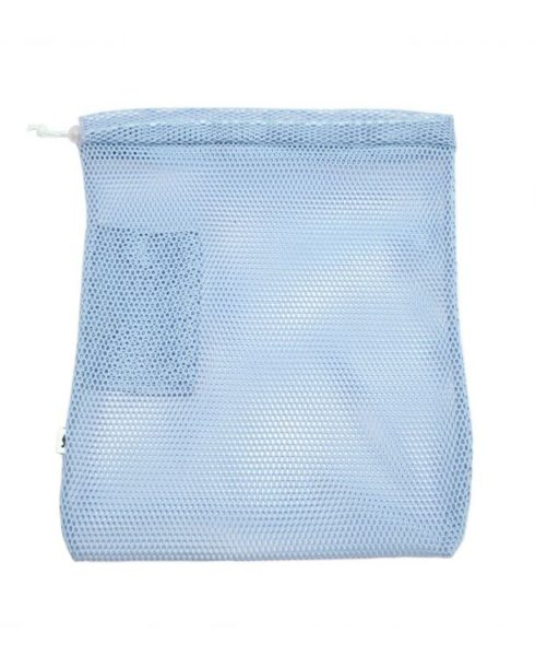 capezio_drawstring_mesh_bag_light_blue_bh1525