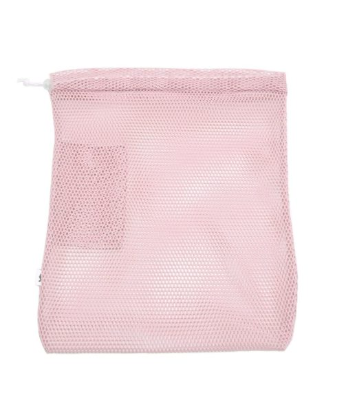 capezio_drawstring_mesh_bag_light_pink_bh1525