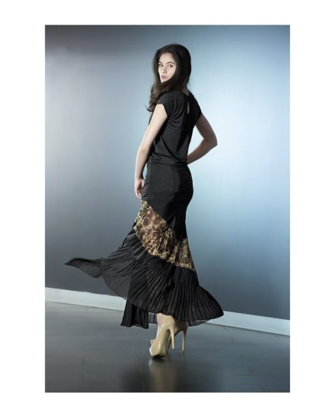 Je-Dor-Osaka-Ballroom-Dance-Skirt-J3288-Black_w_dark_rose-4b