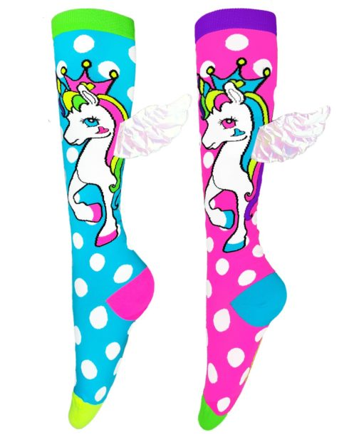 Flying-Unicorn-Socks