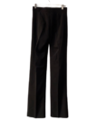 pleated mens pant back